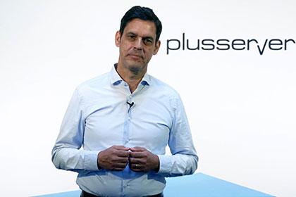 Screenshot PlusServer GmbH