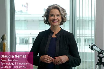 Screenshot Deutsche Telekom AG