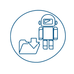 Icon Digital public administration – Chatbot